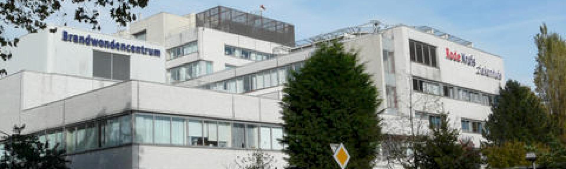 Rode Kruis Ziekenhuis En Brandwondencentrum Beverwijk Zeer